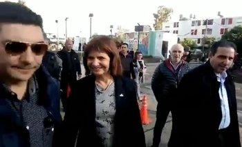 Patricia Bullrich habló tras la amenaza a un funcionario de Chubut | Patricia bullrich