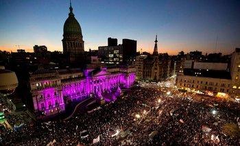 Ni Una Menos: A cuatro años de la primera marcha los reclamos siguen vigentes | Ni una menos