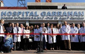 Graves denuncias de los trabajadores del Garrahan que sacude a Cambiemos | Hospital garrahan