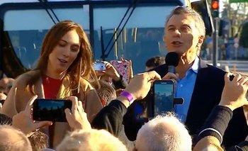 Macri le hizo un desagradable chiste a Dietrich por su calvicie  | Metrobus