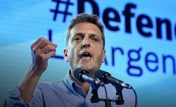 Elecciones 2019: Massa llamó a conformar una coalición opositora para enfrentar a Macri   Elecciones 2019