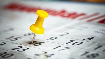 ¿Cuándo será el próximo feriado? | Calendario de feriados