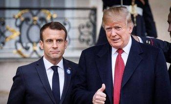 Trump desembarca en Normandía para el 75° aniversario del Día D | Gira por europa