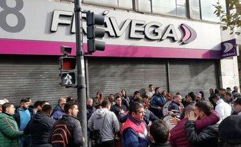 Frávega cierra su cuarto local en un año y despide a sindicalistas   Despidos
