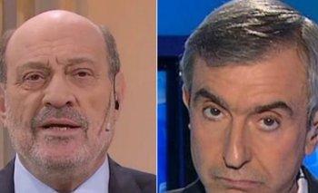 Escándalo entre Leuco y Nelson Castro por las mentiras sobre la salud de Alberto Fernández | Alberto fernández
