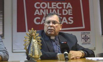 Cáritas respaldó a Alberto y pidió que no haya despidos | Caritas