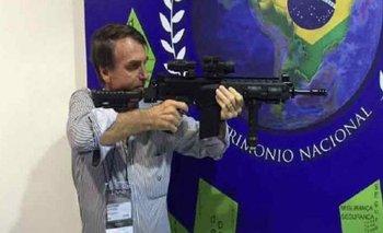 Bolsonaro llamó a marchar para cerrar el Congreso  | Golpe en brasil