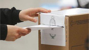 Por el zonda, más de la mitad de los mendocinos votaron antes de las 15 | Elecciones 2019