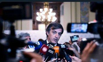 El tuit de Bullrich por el día del periodista que indignó a los trabajadores de Telam | Alberto fernández