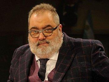 Jorte Lanata tiene Gripe A y su evolución es favorable | Jorge lanata
