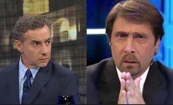 La reacción de Majul cuando Feinmann le dijo que avanza el acuerdo Massa - Fernández | Elecciones 2019