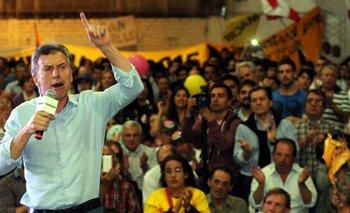 Otro sonidista dejó mal parado a Macri con una canción | Elecciones 2019
