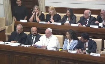 """Un magistrado allegado al Vaticano reveló la preocupación del Papa por """"la guerra judicial en Argentina""""   Ajuste"""