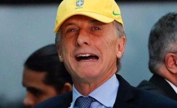 Macri busca votos  'a la gorra' de militares y policías | Elecciones 2019