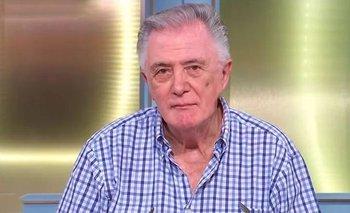 Murió el periodista de espectáculo Lucho Avilés | Lucho avilés