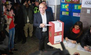 Manzur fue reelecto como gobernador de Tucumán | Elecciones tucuman