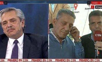 """De Alberto a Massa al aire: """"Vení y tomamos un café""""    Unidad de la oposición"""