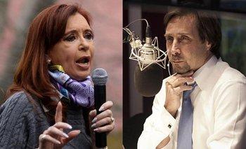 Feinmann cometió una burrada al aire contra Cristina Kirchner y quedó en ridículo   Fake news