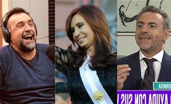 Indignado: Majul se sacó por un audio de CFK donde habla bien de Navarro | Elecciones 2019