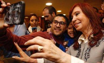 El impactante recibimiento que tuvo Cristina Kirchner en Santiago del Estero | Cristina kirchner