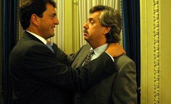 Massa y Alberto Fernández se toman el café de la unidad a las 16 | La oposición tiene frente