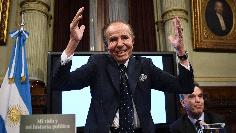Actualidad: Pichetto fue el centro en la reunión de Gabinete