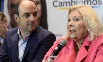 Carrió apuntó contra Pichetto después del anuncio de la fórmula | Elecciones 2019