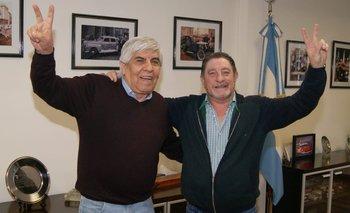 La unidad llegó al sindicalismo y dos dirigentes históricos se juntaron   Elecciones 2019