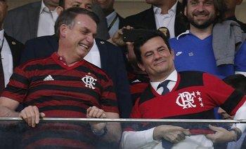Bolsonaro amenazó con meter preso al periodista que difundió los chats de Moro | Brasil