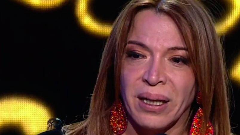 Lizy Tagliani quedó varada en el aeropuerto de Israel