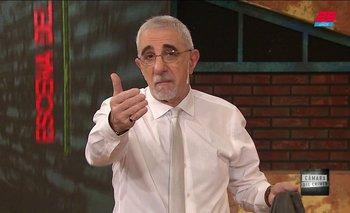 Coronavirus: Ricardo Canaletti tiene neumonía bilateral  | Farándula