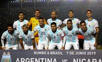 Con Messi como bandera, ¿cuándo comienza a entrenar la Selección? | Fútbol
