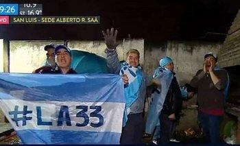 Guillermo Lobo intentó chicanear a trabajadores de San Luis por choripanes, pero todo les salió mal | Elecciones 2019