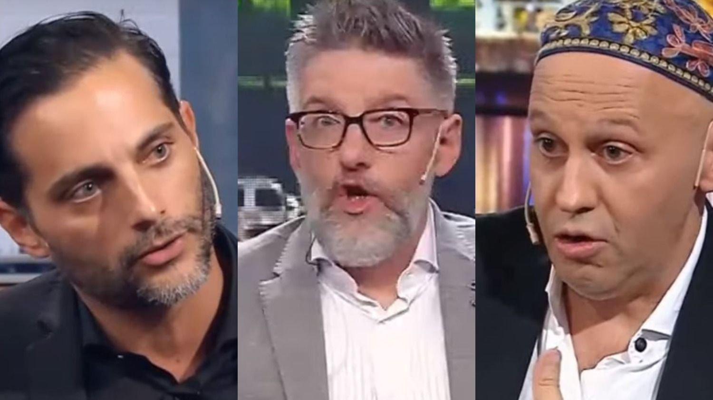 Joaquín Furriel, irónico sobre la fórmula presidencial Macri-Pichetto