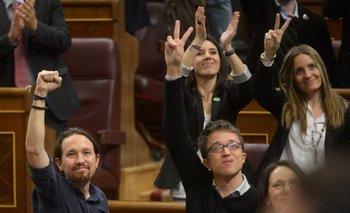 El mensaje peronista de uno de los fundadores de Podemos en España | Elecciones 2019