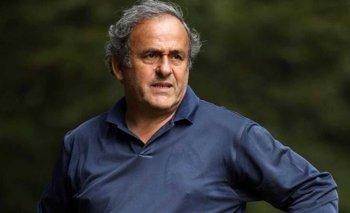 Detienen a Michel Platini en una causa por corrupción  | Mundial qatar 2022
