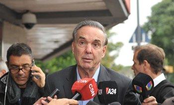 Vidal recibirá a Pichetto | Elecciones 2019