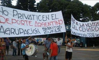 Festival contra las Topadoras: resisten la venta de propiedades del Estado  | Cambiemos