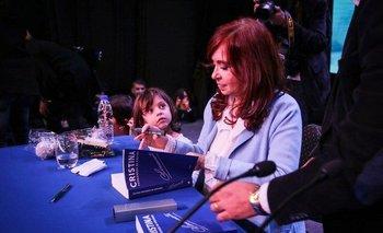 Las frases más destacadas de Cristina en Rosario | Presentación de sinceramente