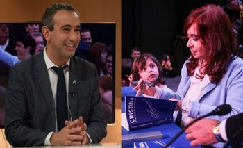 Los detalles del divertido encuentro entre Cristina y la hija del intendente electo de Rosario | Elecciones 2019