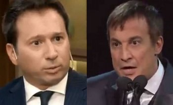 "Luis Bremer cruzó a Vilouta: ""Te crees el dueño de la verdad"" | Intratables"