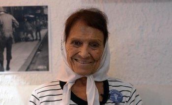 El mensaje de Cristina a Taty Almeida por sus 90 años | Taty almeida