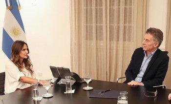 Granata se reunió con Macri y le llevó un mensaje anti aborto legal | Elecciones 2019