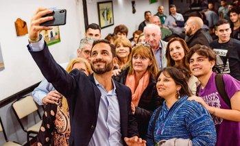 Tombolini, candidato a jefe de Gobierno porteño por Consenso Federal | Cierre de listas