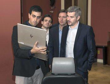 Marcos Peña se alió a Carrió para manejarle el gobierno a Macri   Cierre de listas