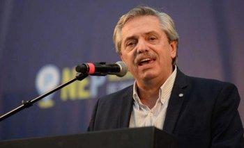 """Alberto Fernández: """"El 10 de diciembre vamos a meter presa a la palabra"""