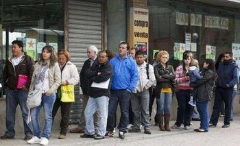 Desocupación: En un año, se perdió un empleo cada dos minutos | Desempleo