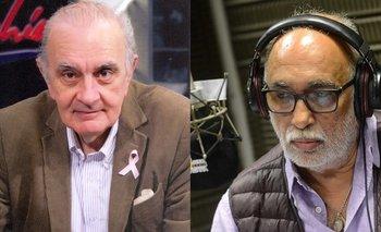 Enojado, Alberto Asseff le cortó el teléfono en vivo al 'Negro' Oro   Se calentó