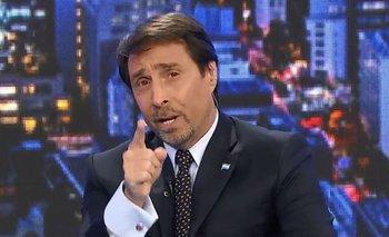 Feinmann realizó una insólita denuncia contra Fernández | Fake news