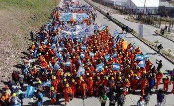 Mineros acamparon frente a la gobernación de Jujuy para exigir condiciones de seguridad | Protesta social